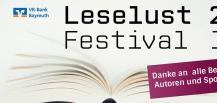 Das Leselust-Festival: Literatur als Event